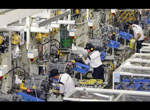 japanese employment - toyota