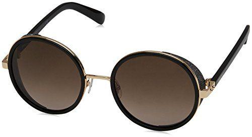 d1fb4ac8364d Jimmy Choo Andie S J7Q Rose Gold Andie S Round Sunglasses Lens ...