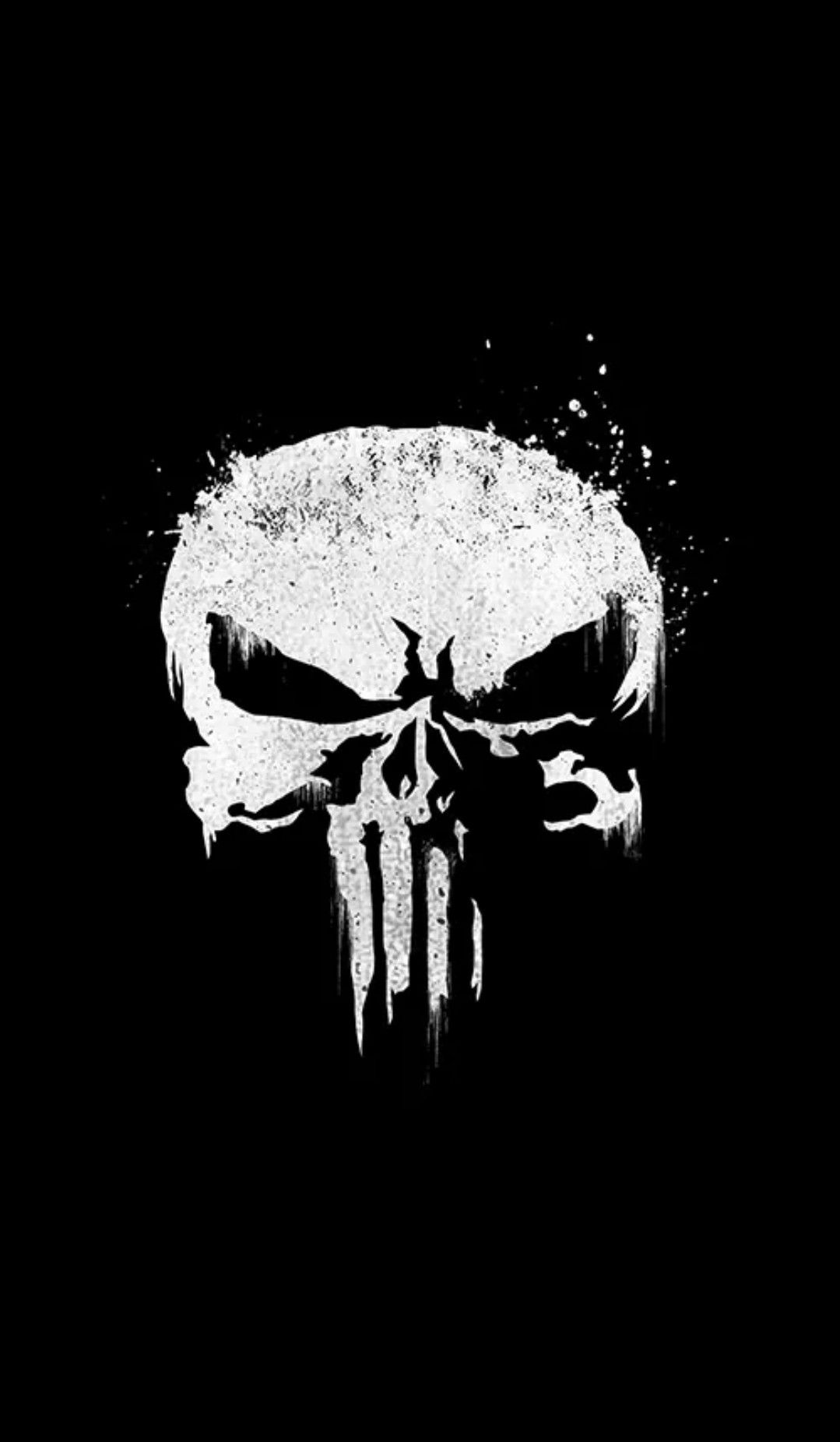 Pin By Shane Carder On The Marvel Universe Skull Wallpaper Punisher Artwork Punisher Art