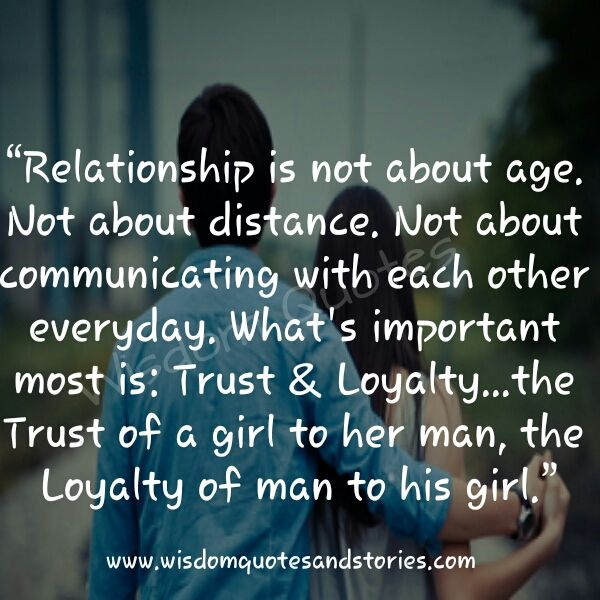 What is most important in Relationship? | Wisdom Quotes ...