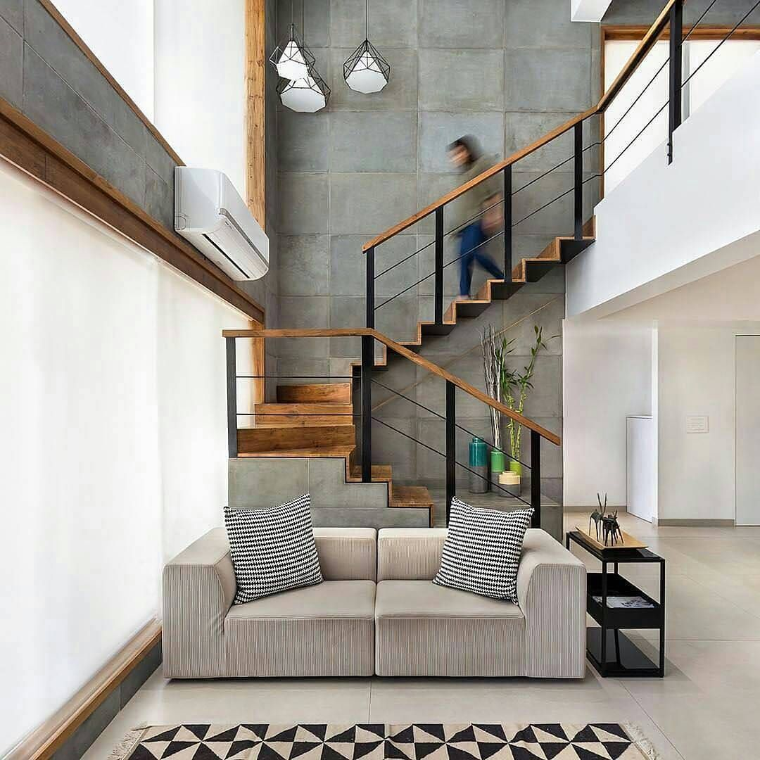 home interior design stairs%0A Ver esta foto do Instagram de  architecture jonckers  u           curtidas   House StudioDesign InteriorsHome