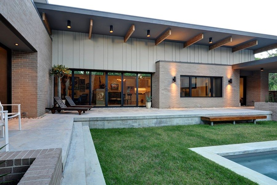 North Boulevard House by StudioMet Architects 04