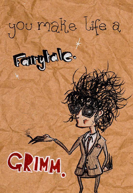 You Make Life a Fairytale by ClockworkDog