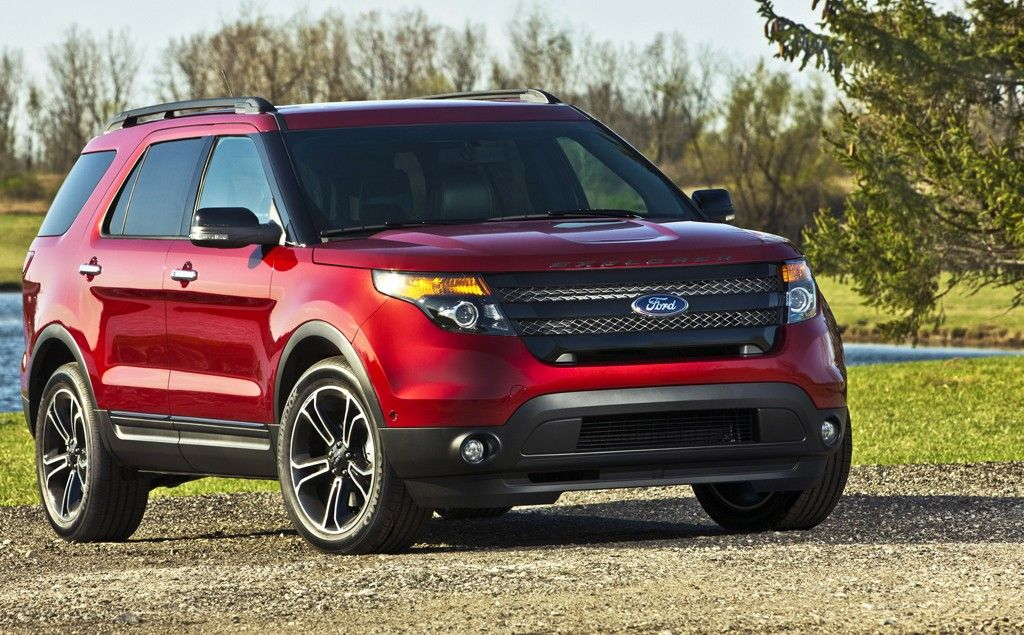 US Ford's Explorer named best soccer mom/dad vehicle
