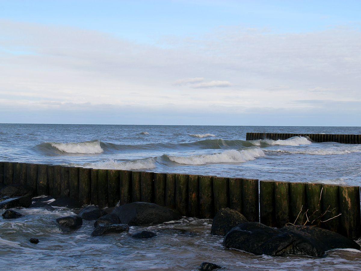 Волны на Балтике