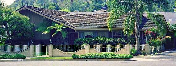 Brady Bunch House San Fernando Valley