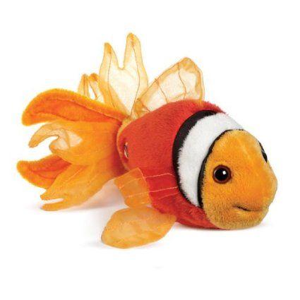 Lil' Kinz Tomato Clown Fish - HS516.