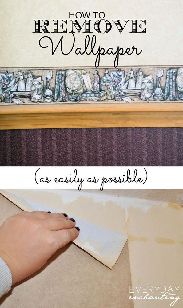 How to Remove Wallpaper (As Easily as Possible)