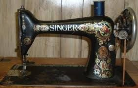 Image result for vintage sewing machines