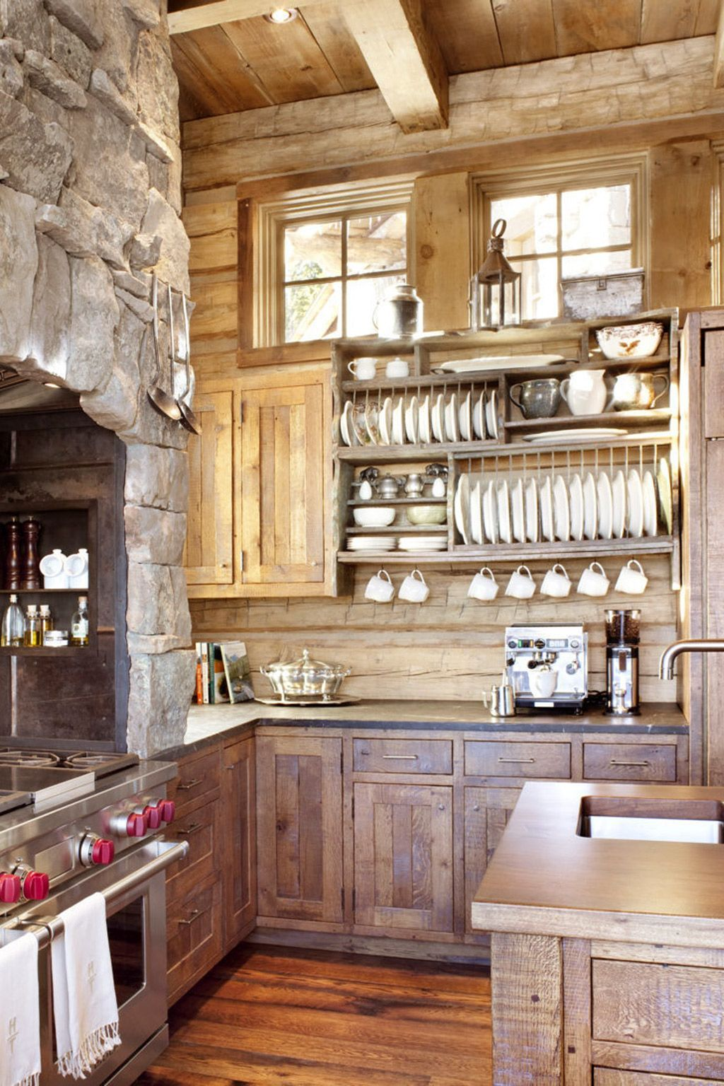 30 rustic kitchens designed by top interior designers designed designers interior k in 2020 on kitchen interior top view id=43031