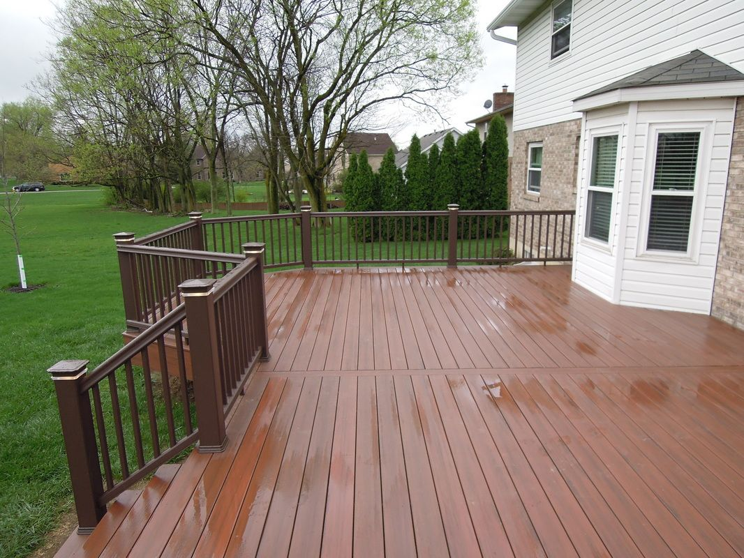 The complex deck balcony reviews the Philippines Decking