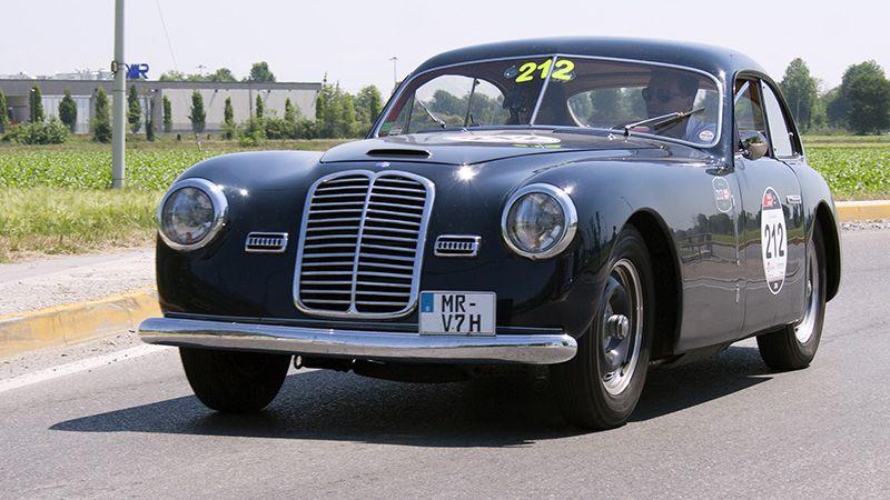 Maserati A6 1500 Berlinetta Pininfarina (1951)