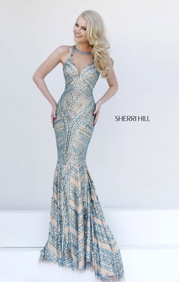 Sherri Hill 1959 | Prom 2016 Collection | Pinterest | Schnittmuster ...