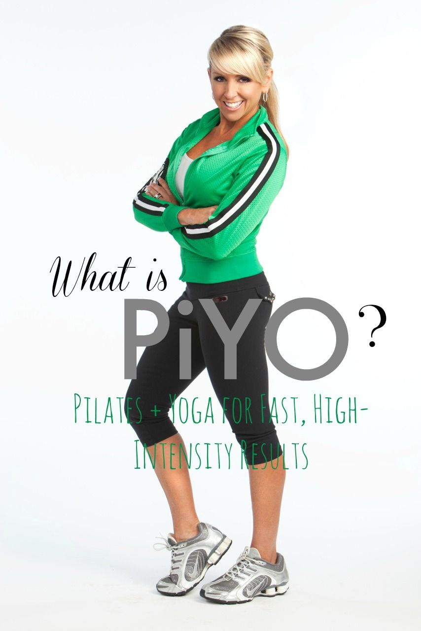 What is PiYo Check out the blog for an interview with Chalene