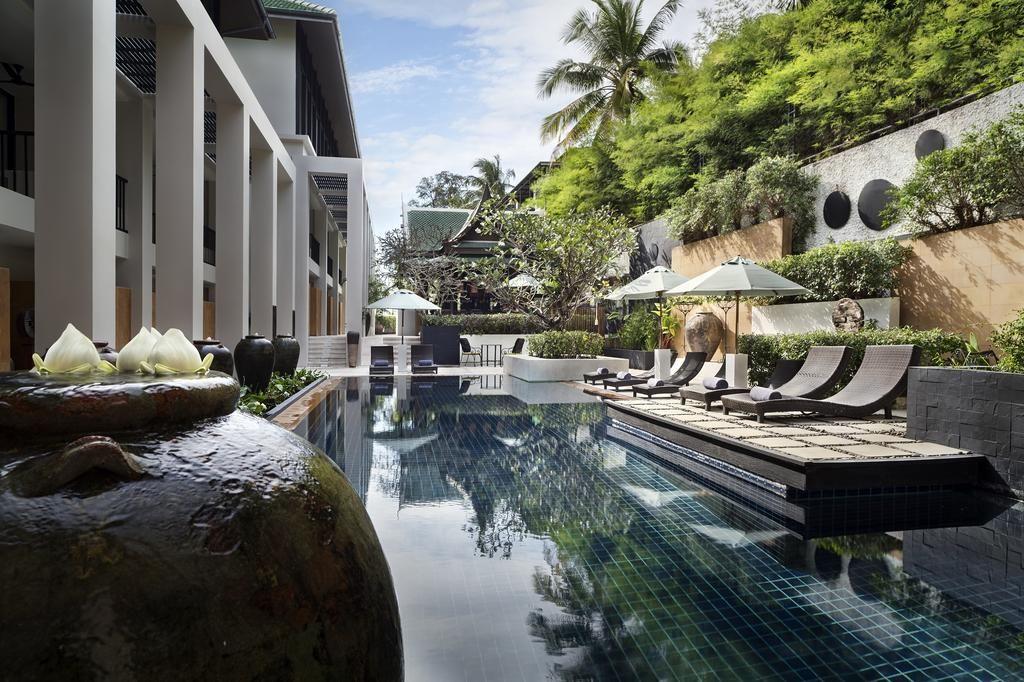 Manathai Resorts Phuket Surin Beach Thailand