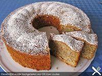 Eierlikör - Nuss - Kuchen #quatrequart