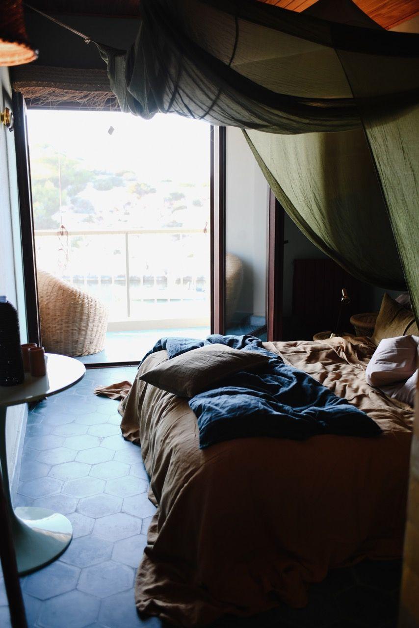 Interiors Los Enamorados Ibiza dlire clectique