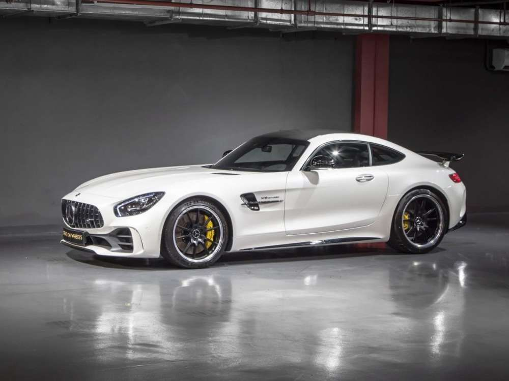2018 Mercedes Benz Gt R Coupe Amg Coupe Speedshift 7g Dct Top