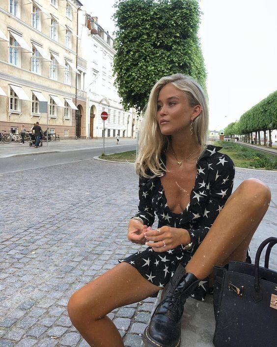 Entdecken Sie die Details, die den Unterschied zum besten Street Style machen, einzigartige Menschen mit viel Stil #trendystreetstyle