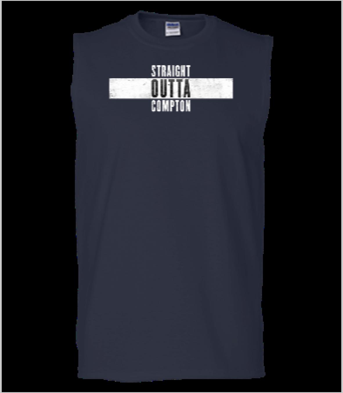 straight outta compton - Sleeveless T-shirt