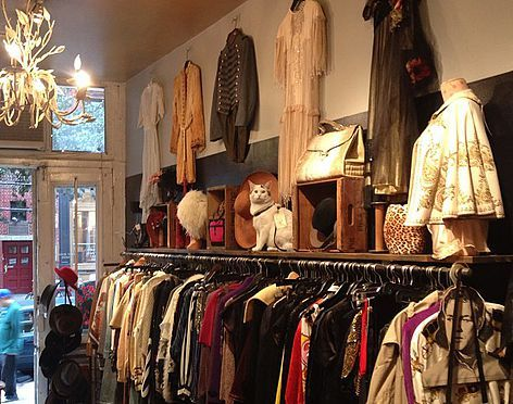 eba59cf327 Looking for vintage shops in New York  We have listed the best places in  town to shop for vintage and second hand clothing. You can t miss with our  guide.