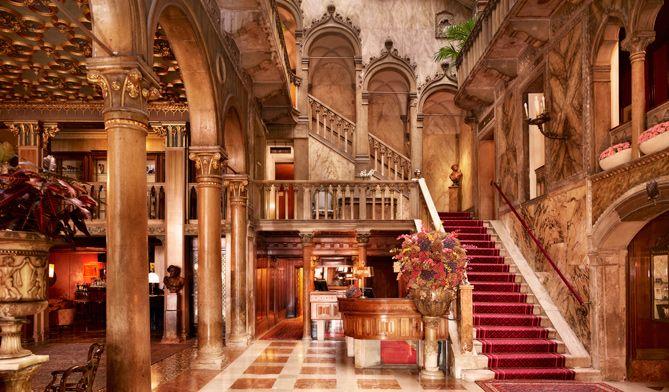 Hotel Danieli by Blog.Travel2Italy.com | Venice italy ...
