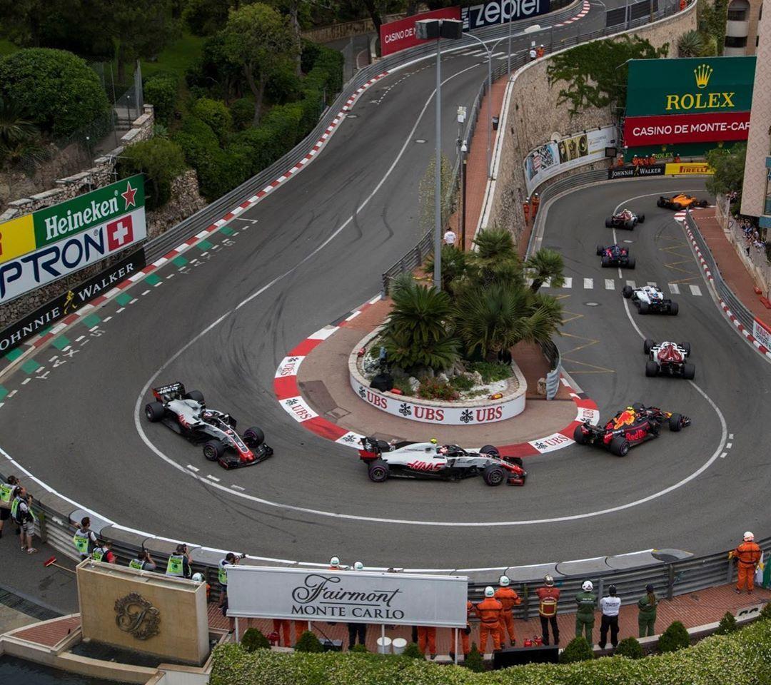 Haas F1 Team On Instagram Racing In Monte Carlo Next