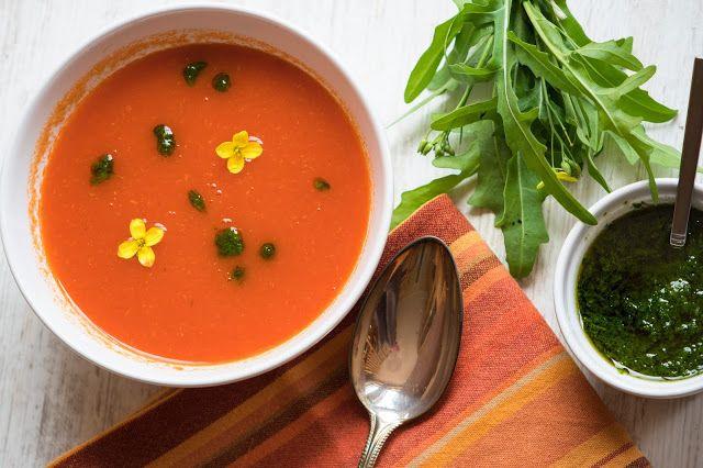 hundertachtziggrad°: Suppe trotz bzw. wegen Sommer