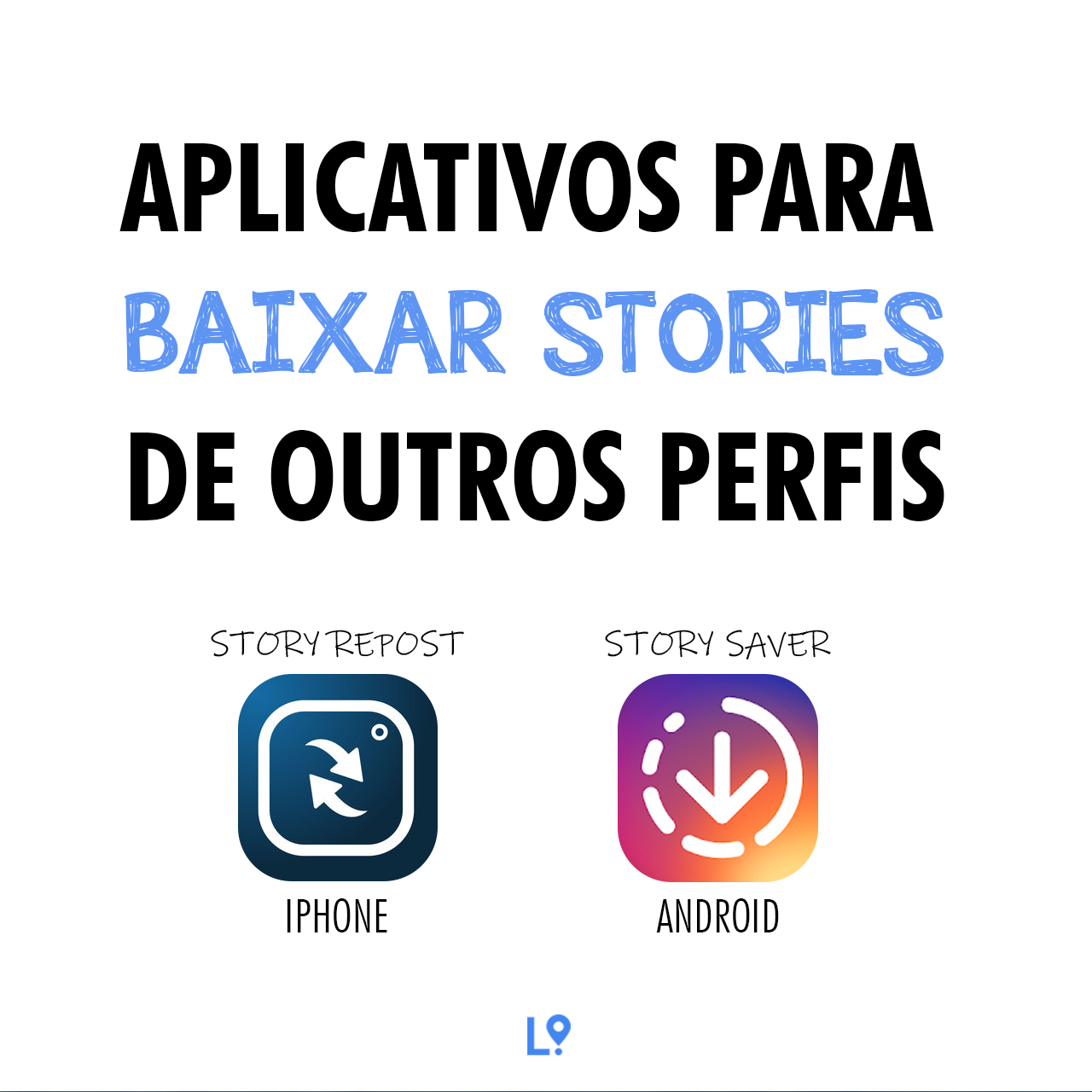 baixar stories instagram android
