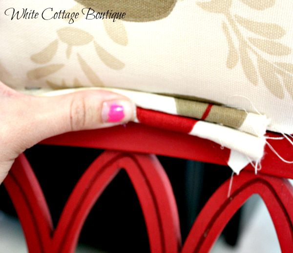 {Tutorial} Replacing Cane with Padding | White Cottage Boutique | White Cottage Boutique
