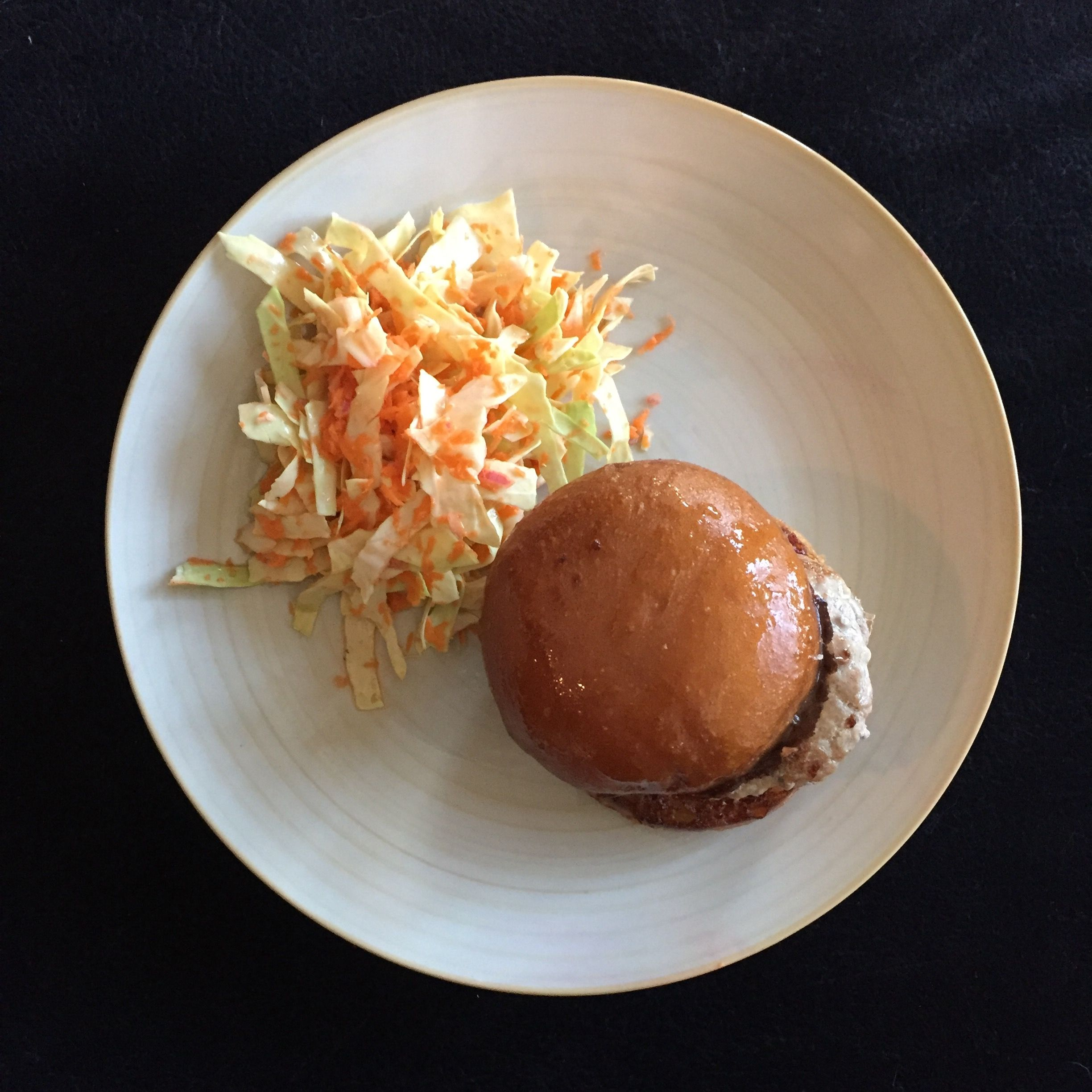 Blue apron pork burgers - Spiced Pork Burgers With Pickled Beets Cone Cabbage Slaw
