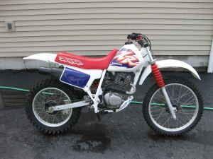 Honda Xr200r Sell Motorcycle Used Motorcycles Motorcycle