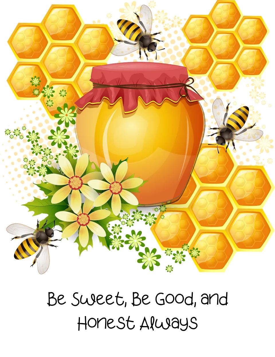 Beehive Posters Bee Drawing Bee Clipart Bee Art