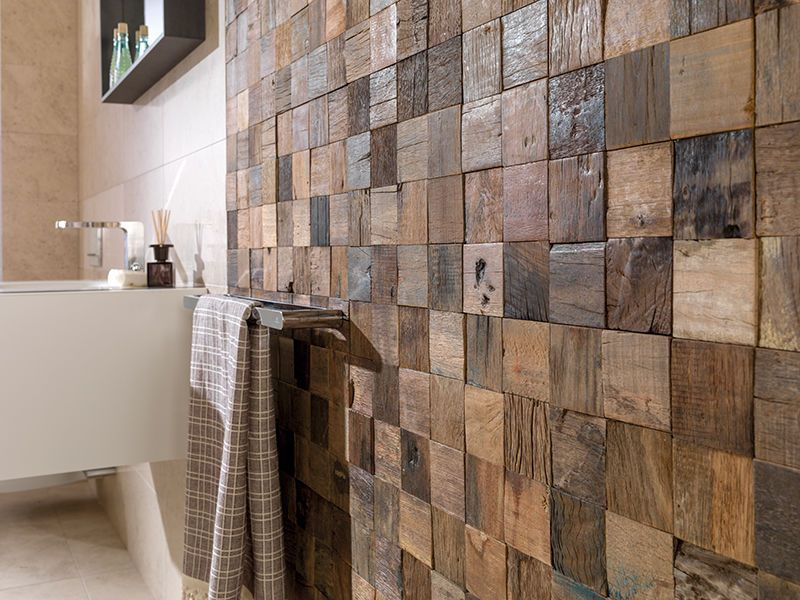 Panneau D Coratif Mural En Bois 3d Massif Wood L 39 Antic Colonial By Porcelanosa