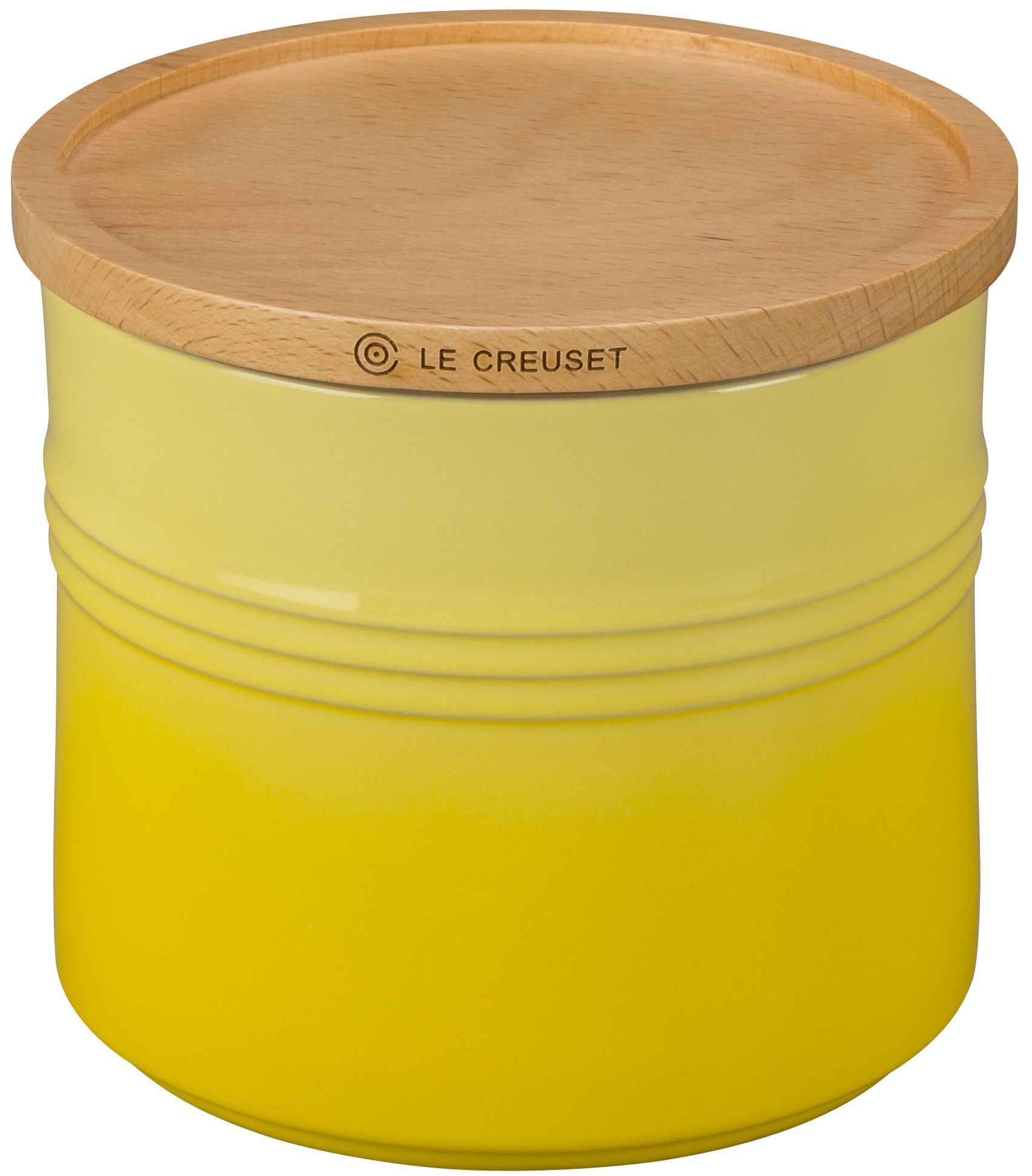 1.5 Qt. Canister with Wood Lid