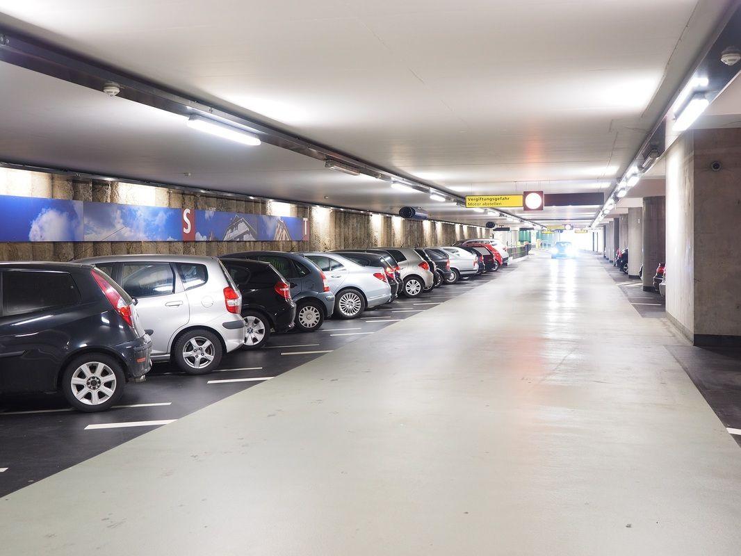Park Your Car With Convenient Parking Space Close To Detroit Airport