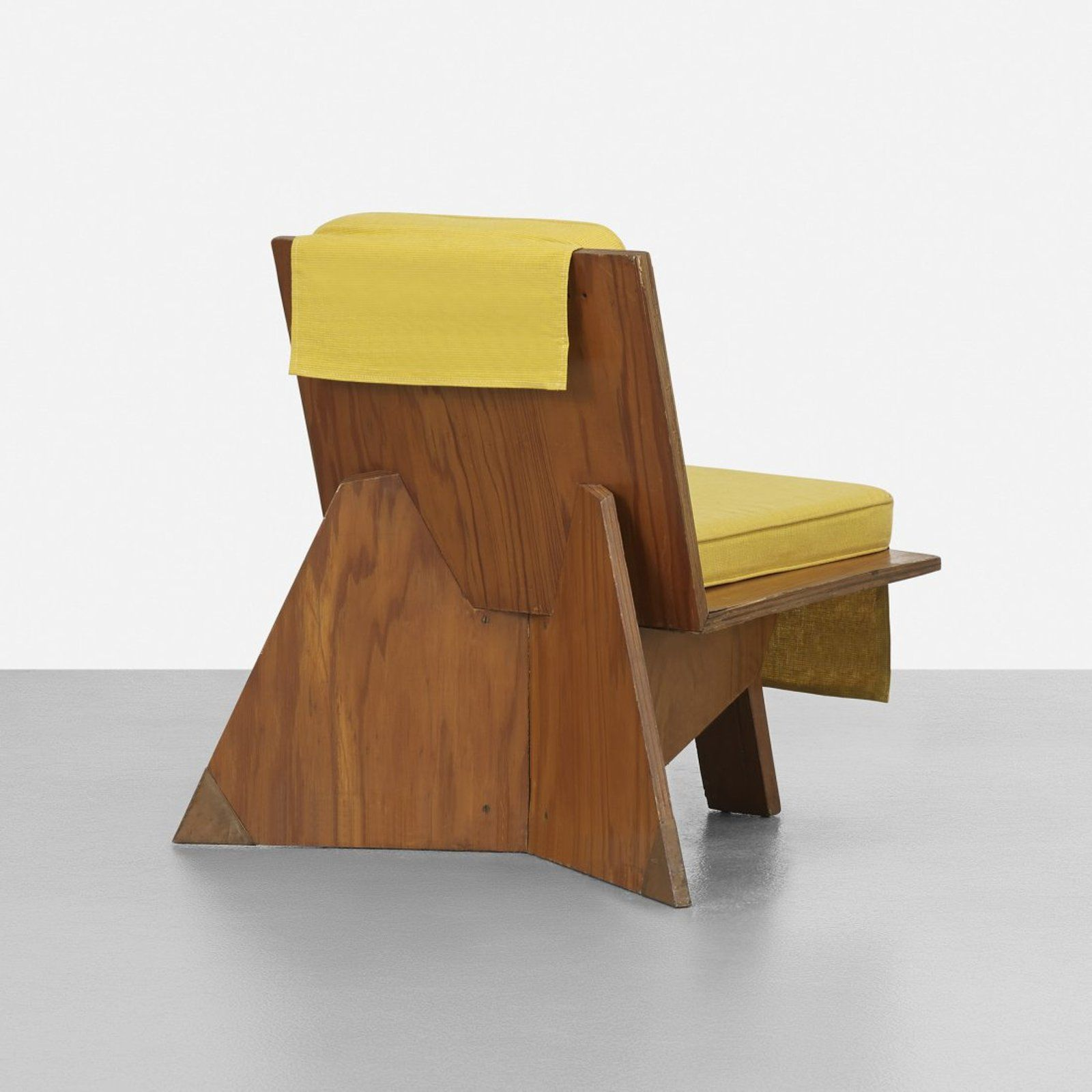 Fantastic Frank Lloyd Wright Lounge Chair Frank Lloyd Wright Frank Theyellowbook Wood Chair Design Ideas Theyellowbookinfo