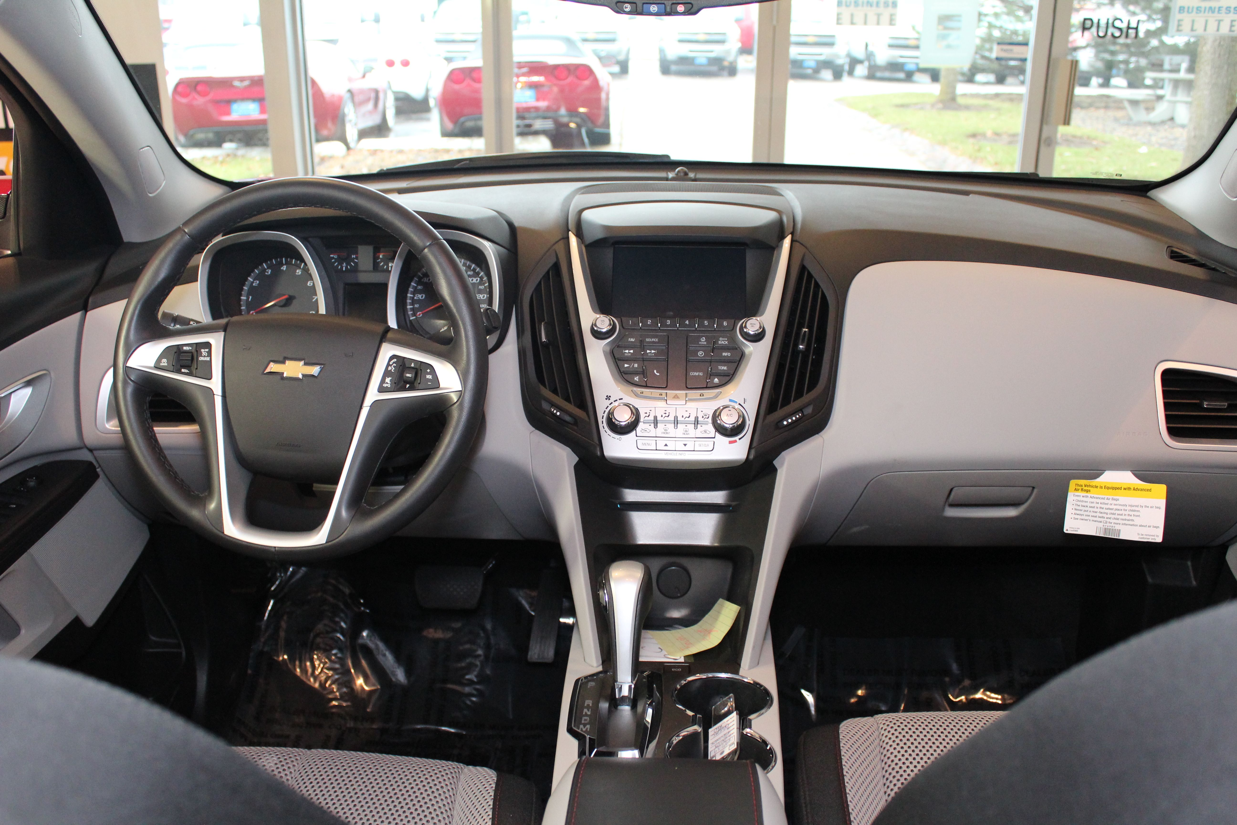 2014 Equinox Inside You Ll Find An Interior That S Designed For