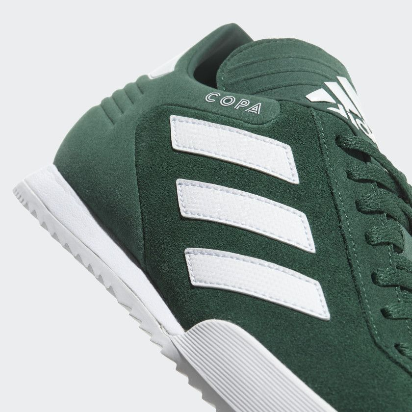 new concept df2e6 d5028 Copa Super Shoes Collegiate Green  Cloud White  Scarlet B37086