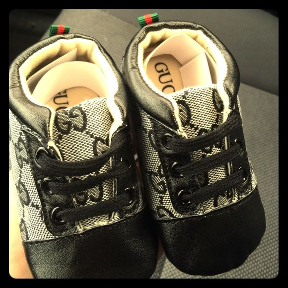 Gucci shoes!!! Toddler boy for 3-5