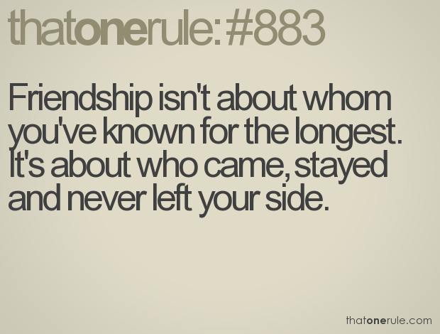 Quotes For Friends Leaving College : Friendship this quote is very meaningful to me as my