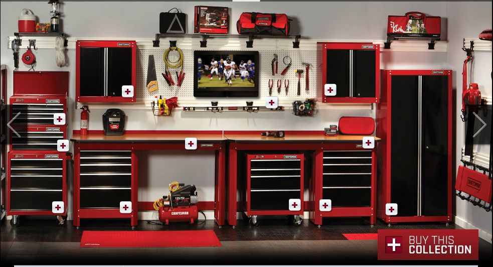 Pin By Victor Costello On I Want This Garage Cabinets Garage Makeover