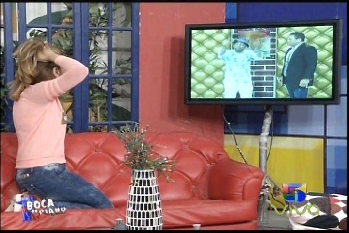 La Realidad De Las Telenovelas Y Las Mujeres En Boca De Piano Es Un Show