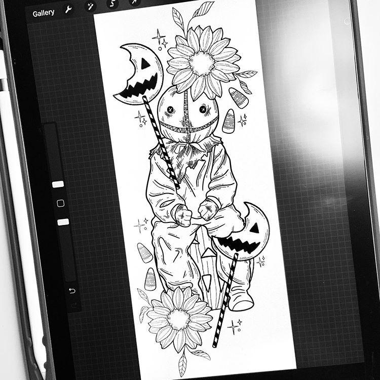 Litzy Artbylitzy Instagram Photos And Videos Halloween Tattoos Buddhist Symbol Tattoos Tattoo Design Drawings