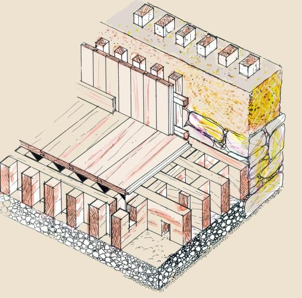 T 233 Cnicas Construtivas Do Per 237 Odo Colonial Iv Arq