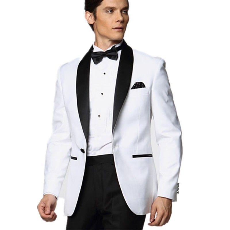 Excellent White Prom Suit Photos - Wedding Dress Ideas - sagecottage.us