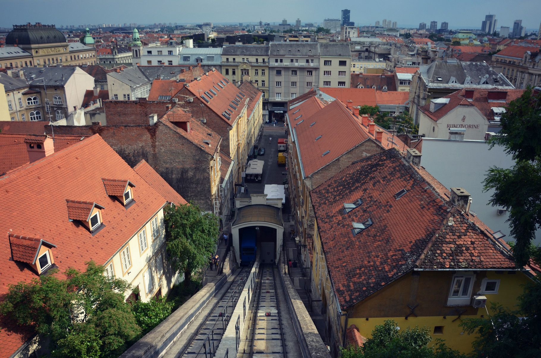 Zagreb S Funicular Europe S Best Destinations Amazing Destinations Zagreb Zagreb Croatia
