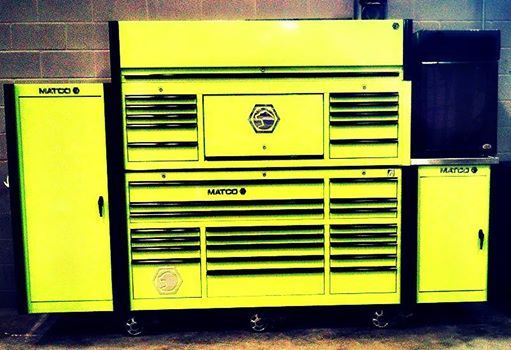 toolbox of the day: big green monster.   toolbox of the day in 2018 ...