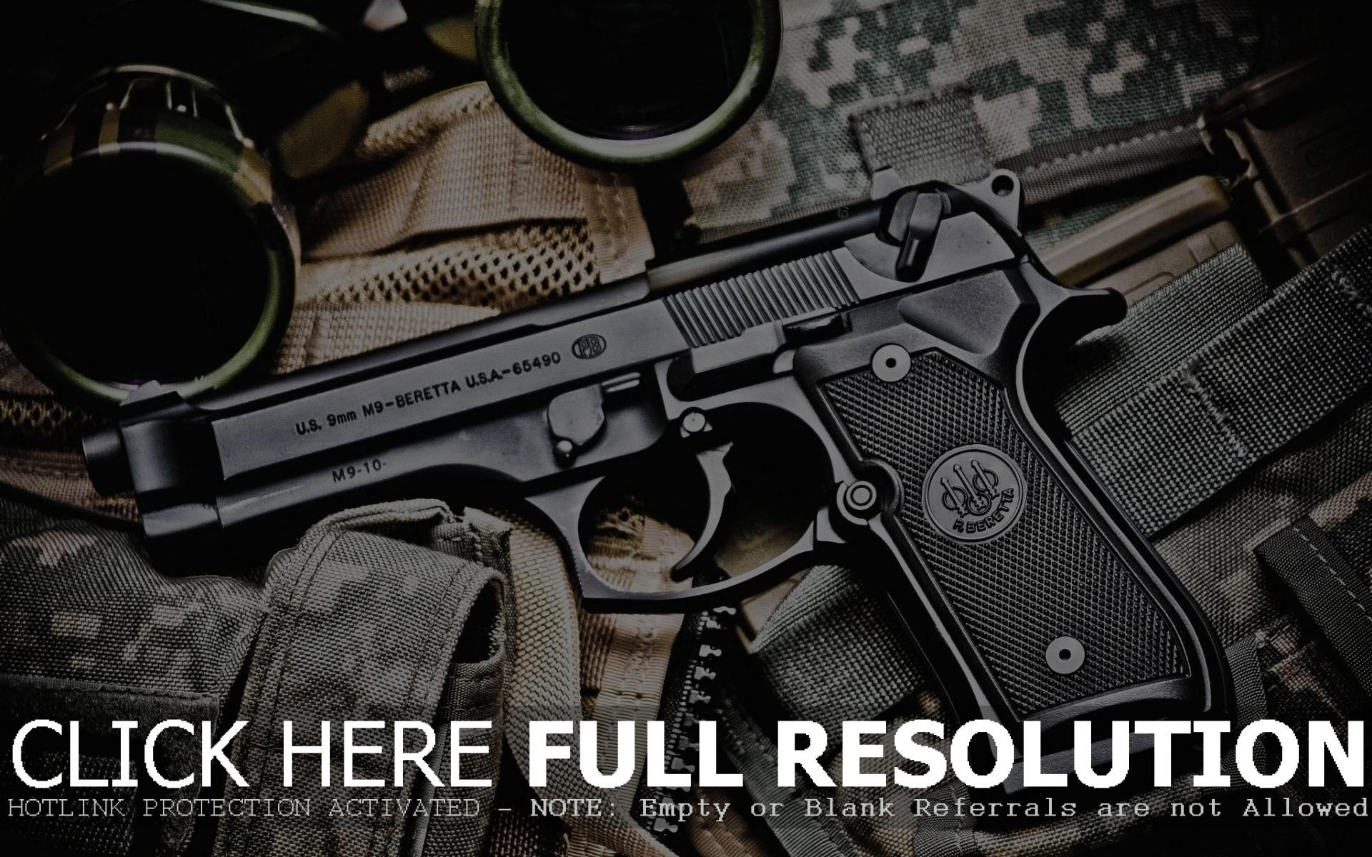 Beretta G Brigadier Tactical Hunting Sports Background 851x600 Wallpapers 32