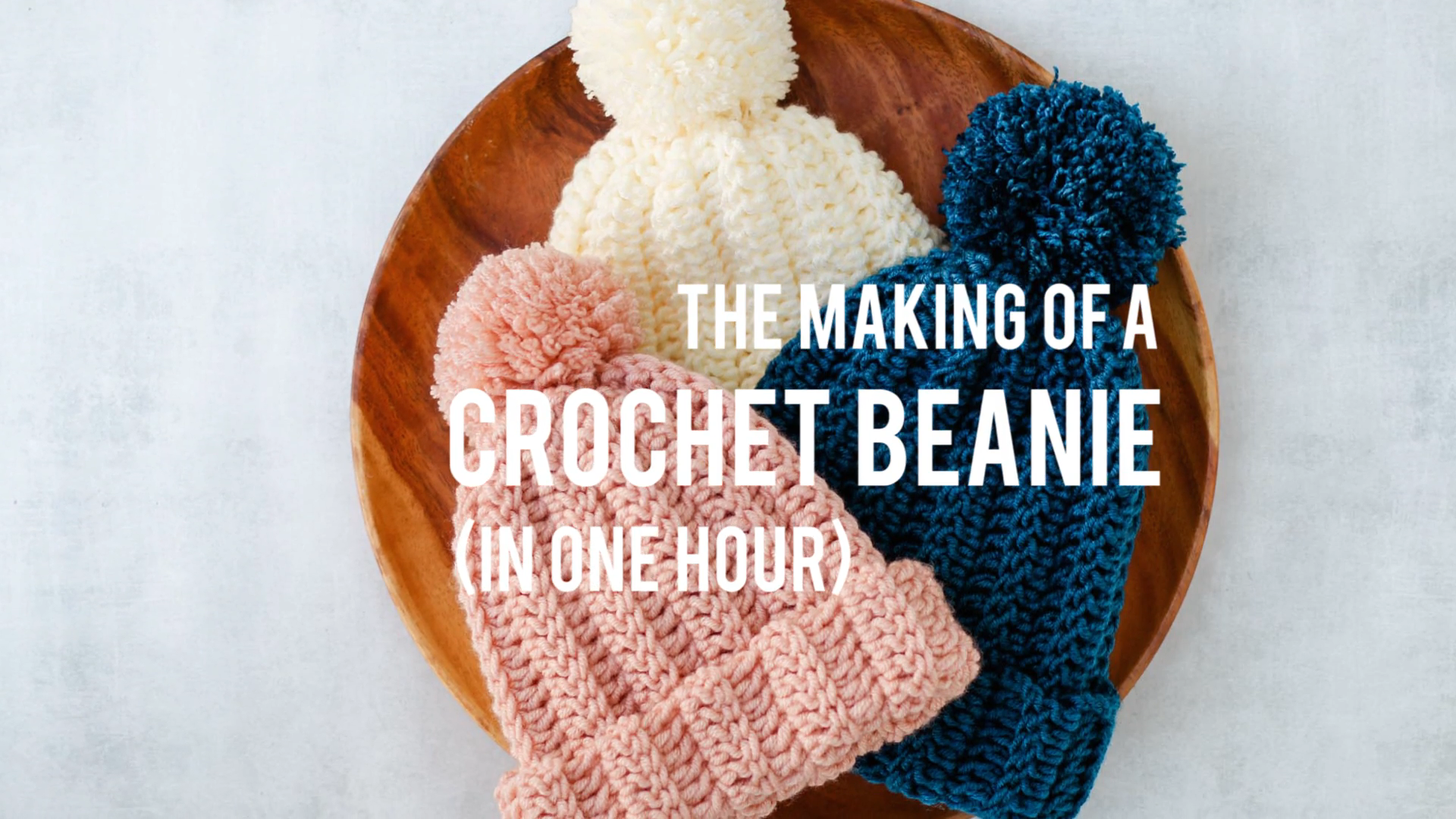 Photo of How to Crochet a Beanie in 1 Hour